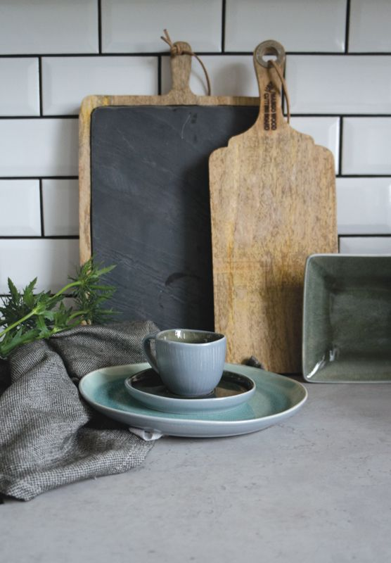 A.U Maison AW16. #aumaison #interior #homedecor #styling #danishdesign #kitchen #teatowel #cuttingboard #ceramics #tableware