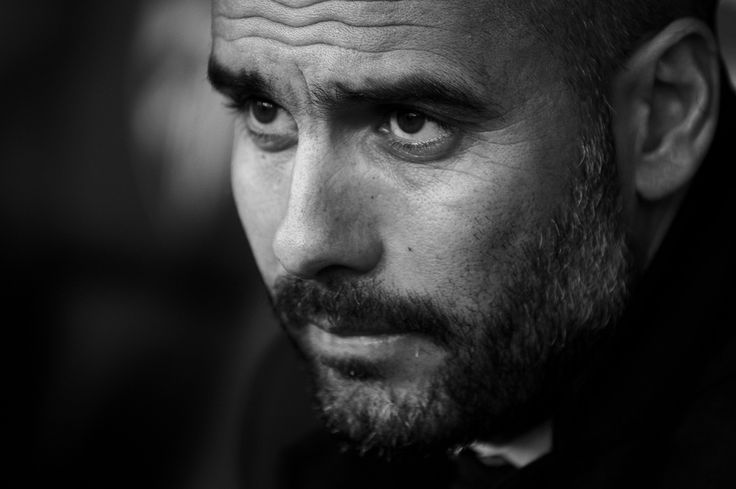 Josep Guardiola.| because of thos years in FCB as a coach