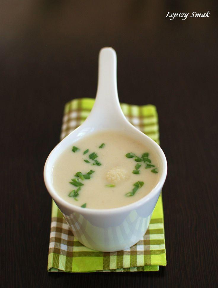 Kalafior - krem bez ziemniaków