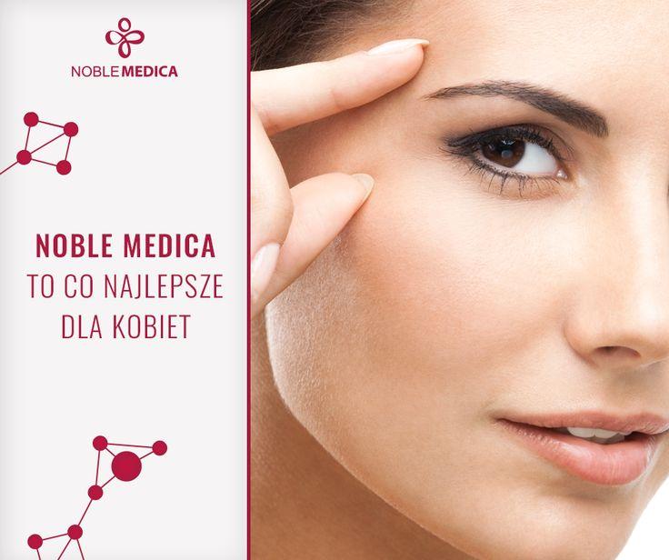 W Noble Medica dbamy o to, by nasze produkty były przygotowane z wysokiej jakości składników, które mają faktyczne i satysfakcjonujące działanie.  Markę tworzą kobiety - dla kobiet, bo tak jak Wy, chcemy zatrzymać młodość i piękno jak najdłużej :)