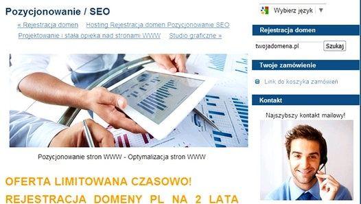 https://webmedia.com.pl/pozycjonowanie/ POZYCJONOWANIE STRON INTERNETOWYCH