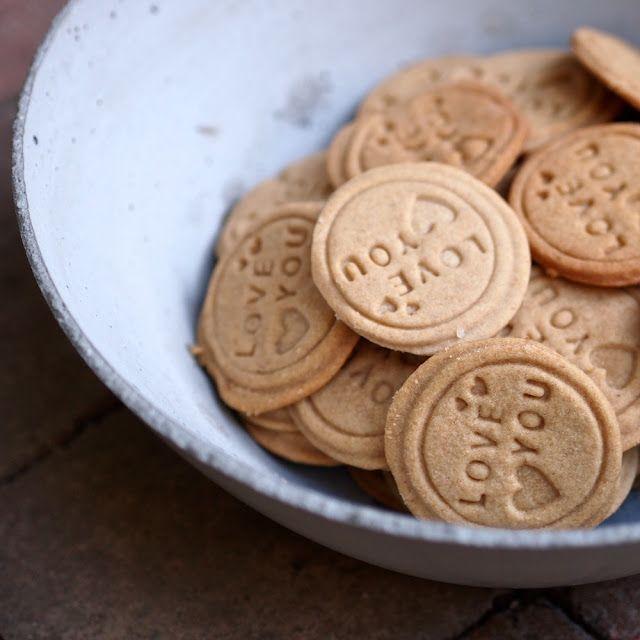 Skořicové máslové sušenky