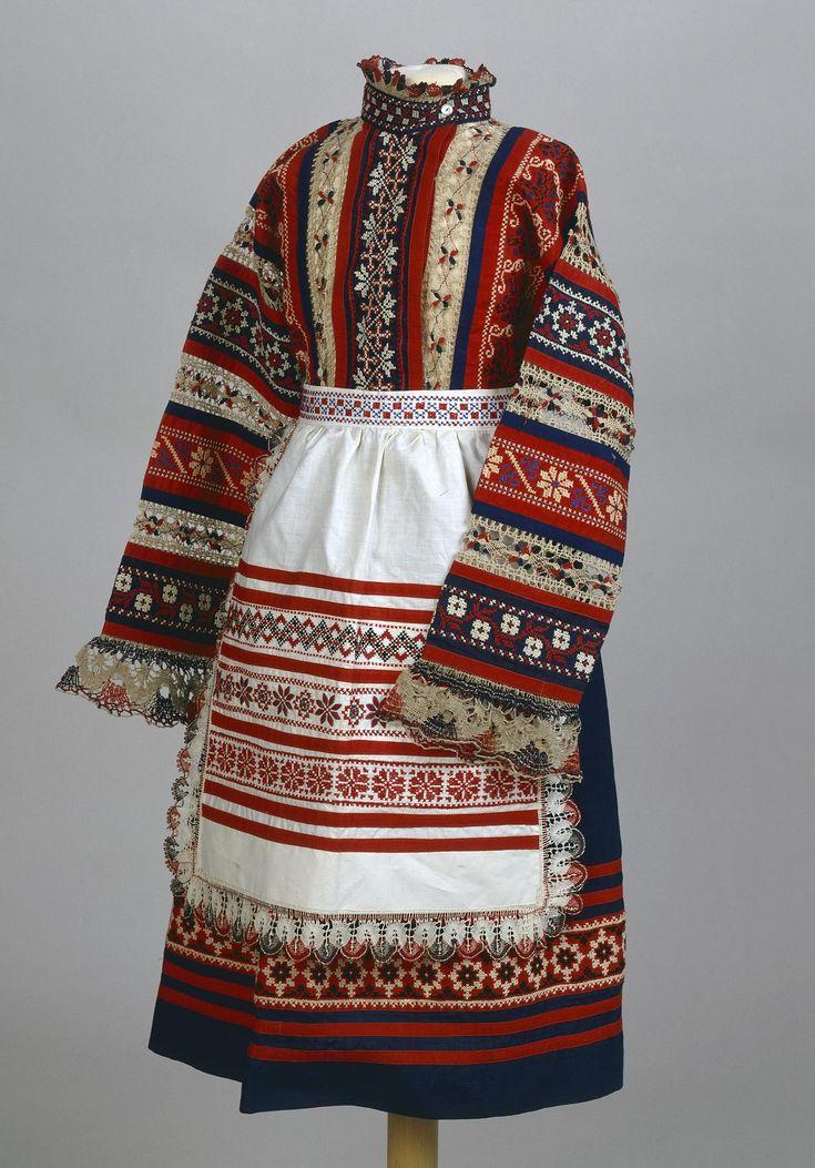 """Костюм """"в русском стиле"""" -1900 г."""