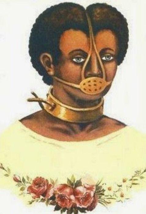 Портрет святой рабыни Анастасии, которой поклоняются потомки рабов и нищих