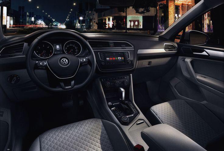 https://flic.kr/p/QJFvy8 | Volkswagen Tiguan, Der neue; 2016_3