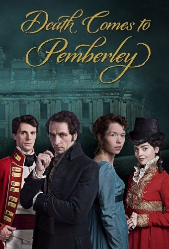 BBC Death Comes to Pemberley