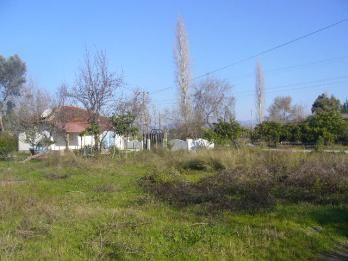 Property 94 Tidy 500m2 corner plot with 25% build permission. FOR SALE £56,500