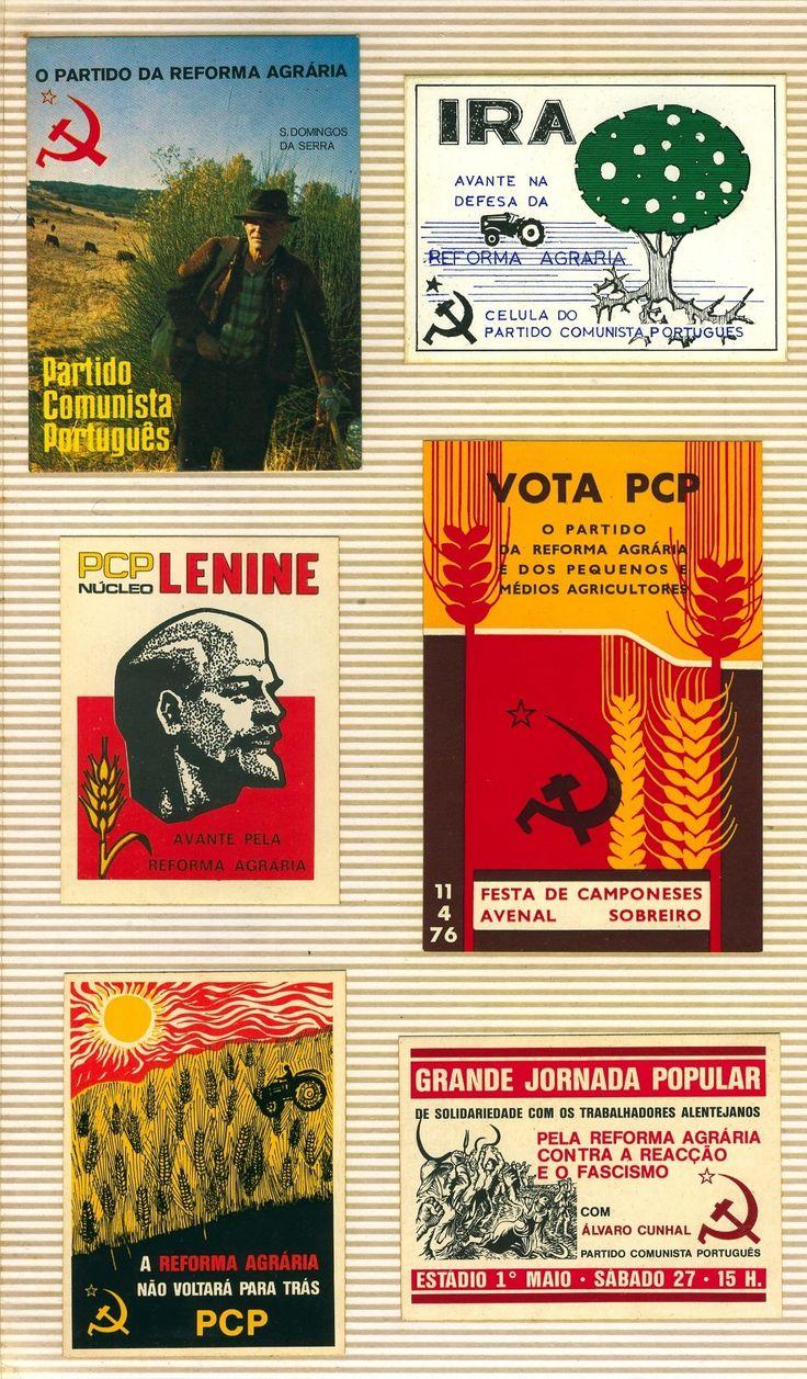 """1606 - de apoio à """"Reforma Agrária"""" (1974-1985)"""