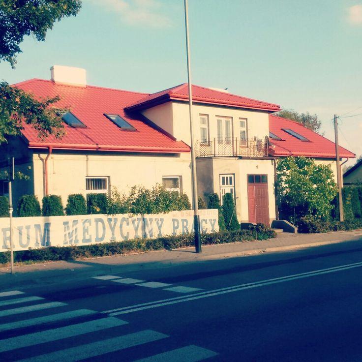 Budynek przy ulicy Radzyńskiej.