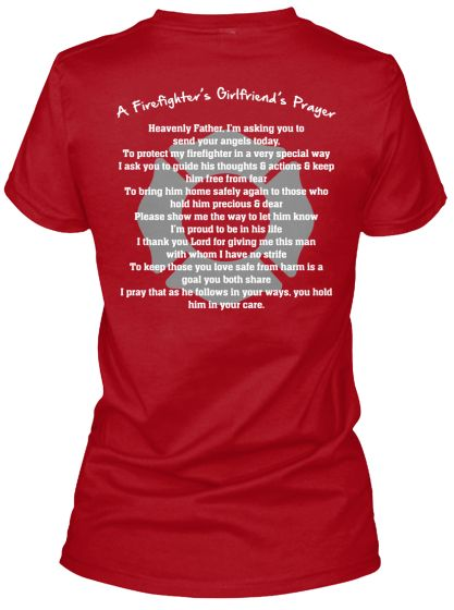 firefighter girlfriend quotes - Google Search                                                                                                                                                      More