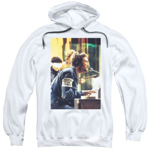 Sweatshirts and Hoodies 155200: John Lennon Peace Pullover Hoodies For Men Or Kids -> BUY IT NOW ONLY: $32.71 on eBay!