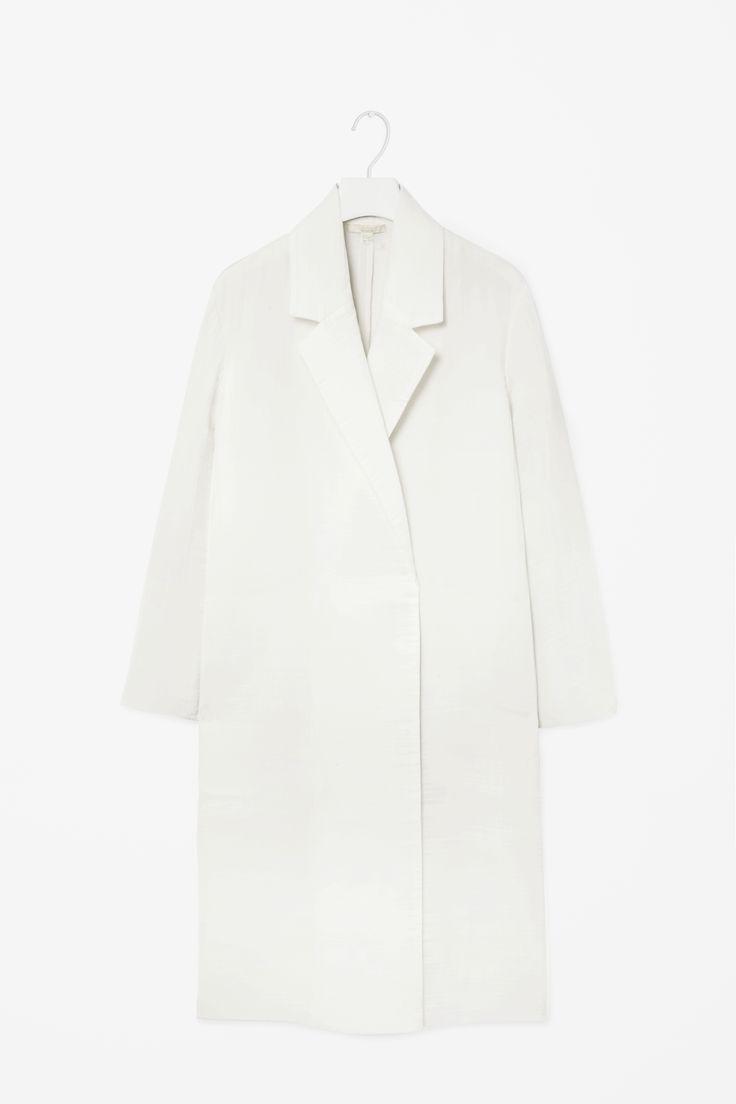 Light weight scuba coat