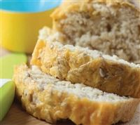 Weigh-Less Online - Beer Bread With Cheese And Seed Crust