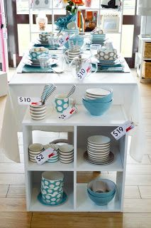 Kmart Home Range and Fantastic Giveaway $2 polka dot coffee mugs!