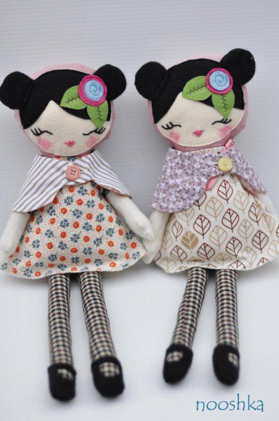 Dolls by Nooshka