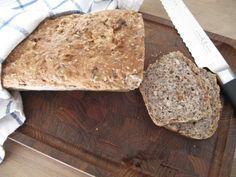 Verdens enkleste og deiligste brød! : MARIA SKAPPEL