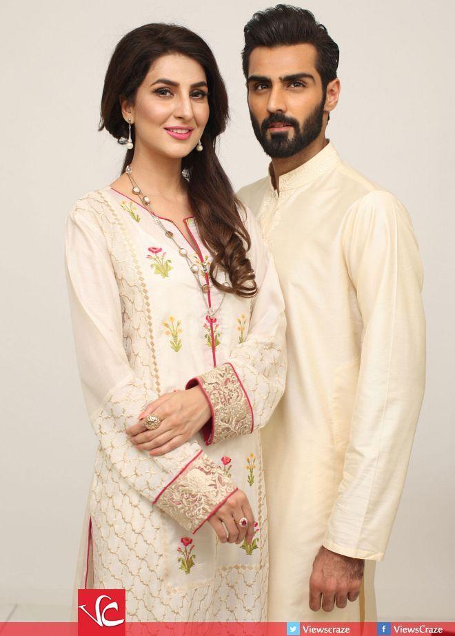 Deepak Perwani Eid Collection 2015