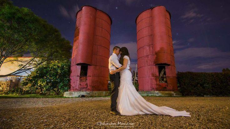 Fotografía de boda, llena de magia y un toque de estrellas. Inspiring wedding photography.