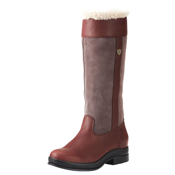 Ariat® Ladies' Windermere Fur H2O Insulated Boot