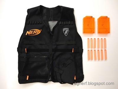 Nerf Tactical Vest Set - Have