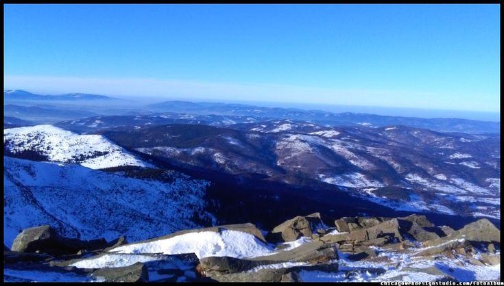#Babia Góra #Diablak #Beskidy #Babiogórski-Park-Narodowy #BPN #góry #Poland #Polska #mountains panorama-na-Tatry-z-Babiej Góry #Zawoja #szlaki_górskie #turystyka