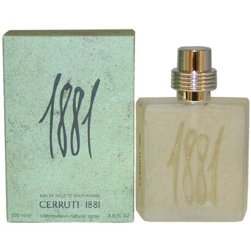 Cerruti 1881 By Nino Cerruti For Men. Eau De Toilette Spray 3.3 Ounces by Nino Cerruti. $25.47. Save 49% Off!. Packaging for this product may vary from that shown in the image above. This item is not for sale in Catalina Island