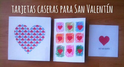 Tarjetas caserasThe San Valentín, Feliz San, Tarjetas San, Two Hundred, San Valentine, Manualidades San, Sante Valentine'S