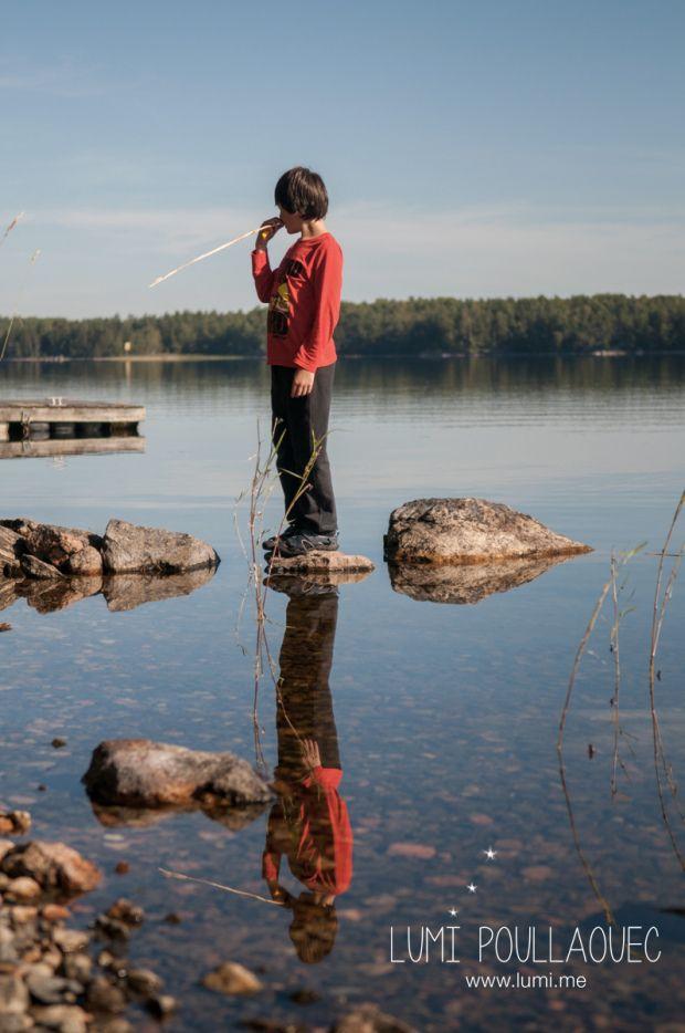 Dans la bulle de Tomi, mon neveu autiste © Lumi Poullaouec  #Autisme #Photographie