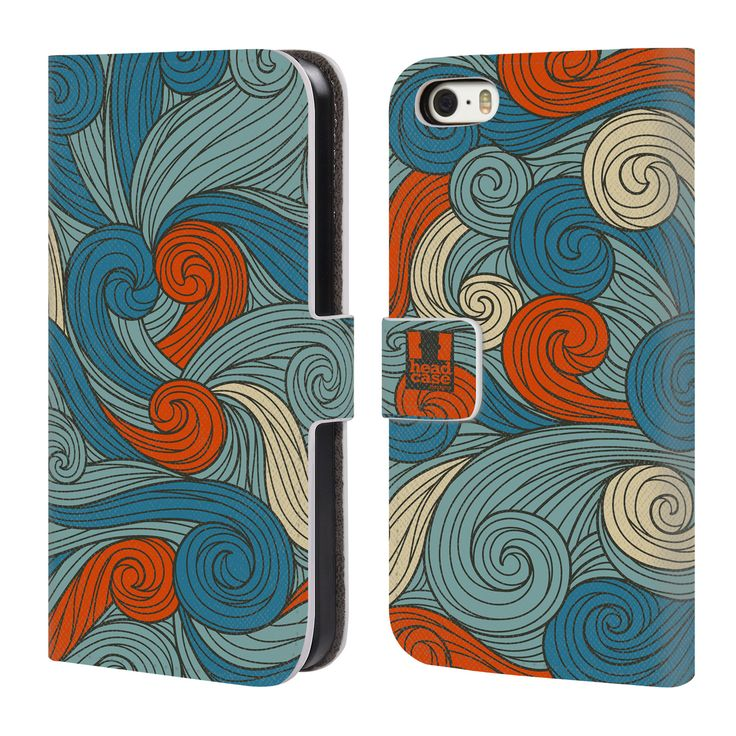 Blue And Orange | Head Case Designs