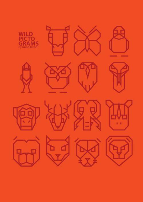 Wild icons