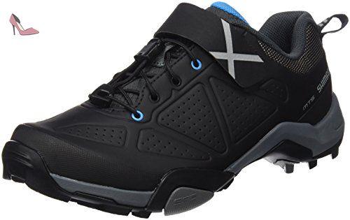 Shimano Shmt5og460sl00, Chaussures de Cyclisme sur Route Homme, Noir (Black), 46 EU - Chaussures shimano (*Partner-Link)