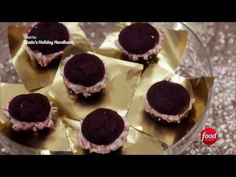 Peppermint Patty Sandwich Cookies | Giada's Holiday Handbook | Food Network Asia - YouTube