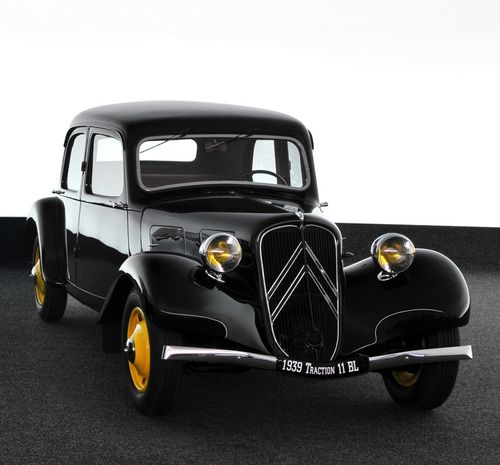 Citroën Traction Avant 11BL 1939