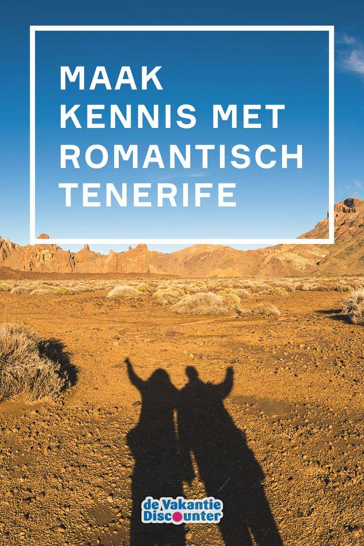 Terwijl half Nederland 's ochtends blauwbekkend in de kou staat, sturen wij de ene na de andere vakantieganger naar zonnige oorden. Aan de andere kant van de oceaan, maar ook gewoon in Europa. Want op bijvoorbeeld Tenerife kun je nu ook nog genieten van aangename temperaturen. Tijd voor een romantische vakantie voor twee!