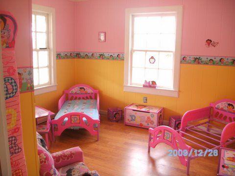 Dora the Explorer Room Decor