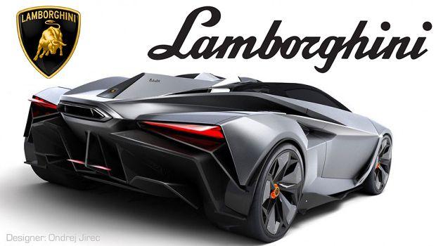 Zdá sa vám Aventador alebo Reventon poriadne futuristické auto? Sú to však reálne autá, ktoré môžete vidieť na cestách a možno niektorí z vás aj mať. Čo však zatiaľ nestretnete je úplne nový koncep…