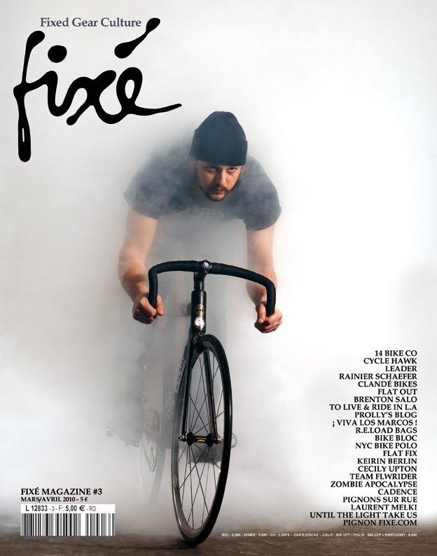 Fixé magazine, March/April 2010