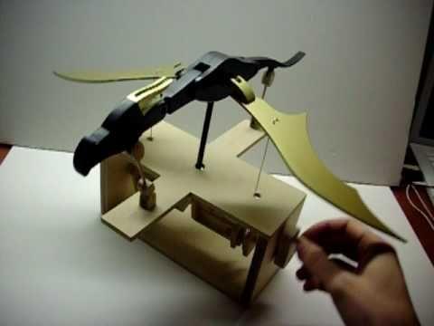 ▶ Wooden Dragon Automata - YouTube