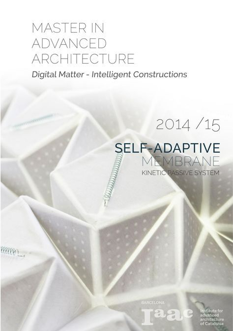 Self Adaptive Membrane