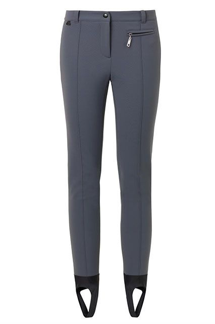 Lined in black fleece, these leggings are meant for the slopes — but they're crucial for sub-zero commutes, too.