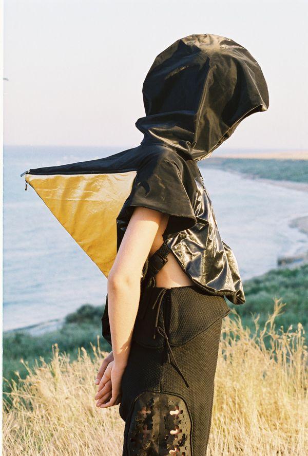 Sea Devil by Diana Bobina, via Behance