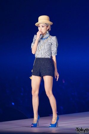 Duras at Tokyo Girls Collection 2013 SS