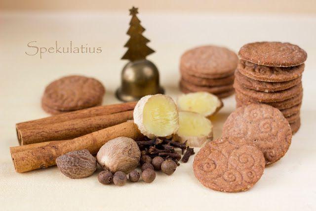 Bez Papriky: Holandské sušenky Spekulatius