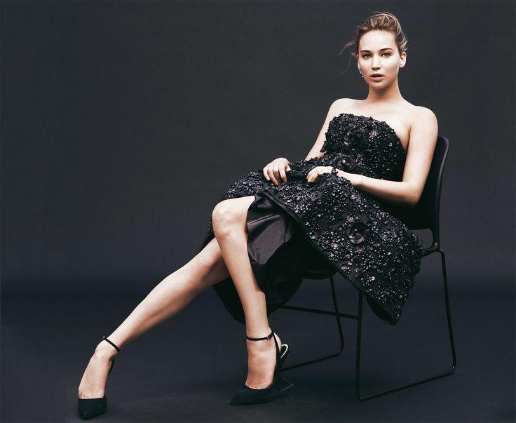 Marc Levy a rencontré Jennifer Lawrence, la nouvelle star naissante d'Hollywood