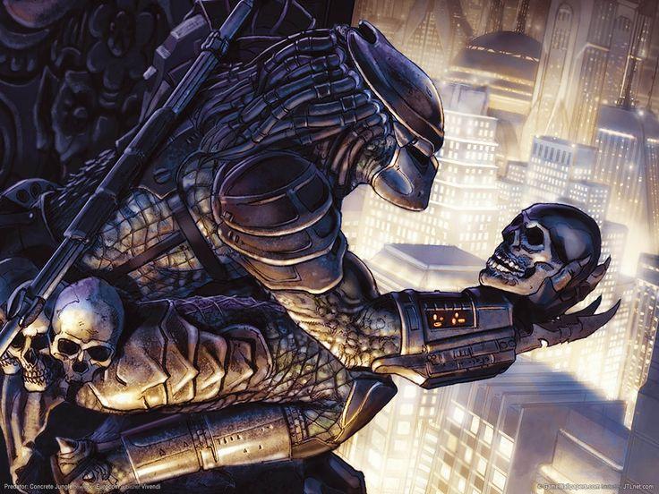 User blog:Demon Killer/Fan Profile: Predator - Injustice:Gods ...