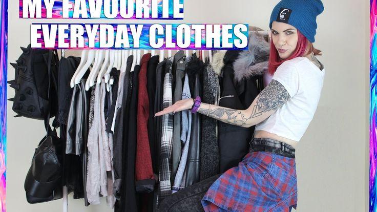 Αγαπημένα καθημερινά ρούχα