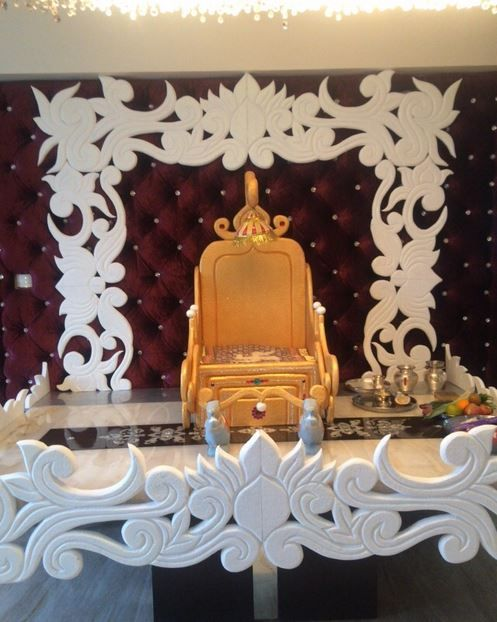 Ganesh Chaturthi Decoration Ideas Pooja Decor For Ganapati