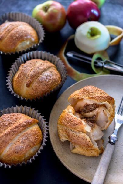 Mehukas ja kanelinen omenapommi
