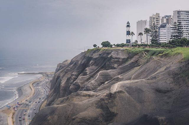 After almost 10 month travelling through an amazing south america Lima was our last stop. Now we are going to explore a new continent..... . . . #lima #city #lighthouse #ocean #peru #southamerica #discoversouthamerica #travel #travelphotography #travelgram #passionpassport #neverstopexploring #earthpix #thegreatoutdoors #nature #lifeofadventure #mothernature #landscape #landscapephotography #letsgosomewhere #picoftheday #wanderlust #ourplanetdaily #stayandwander #backpackersjournal…
