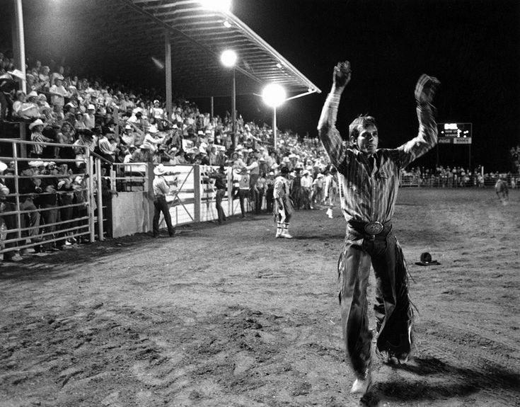 Lane Frost, Winning the Challenge of the Champions with Red Rock, at Spanish Fork, Utah